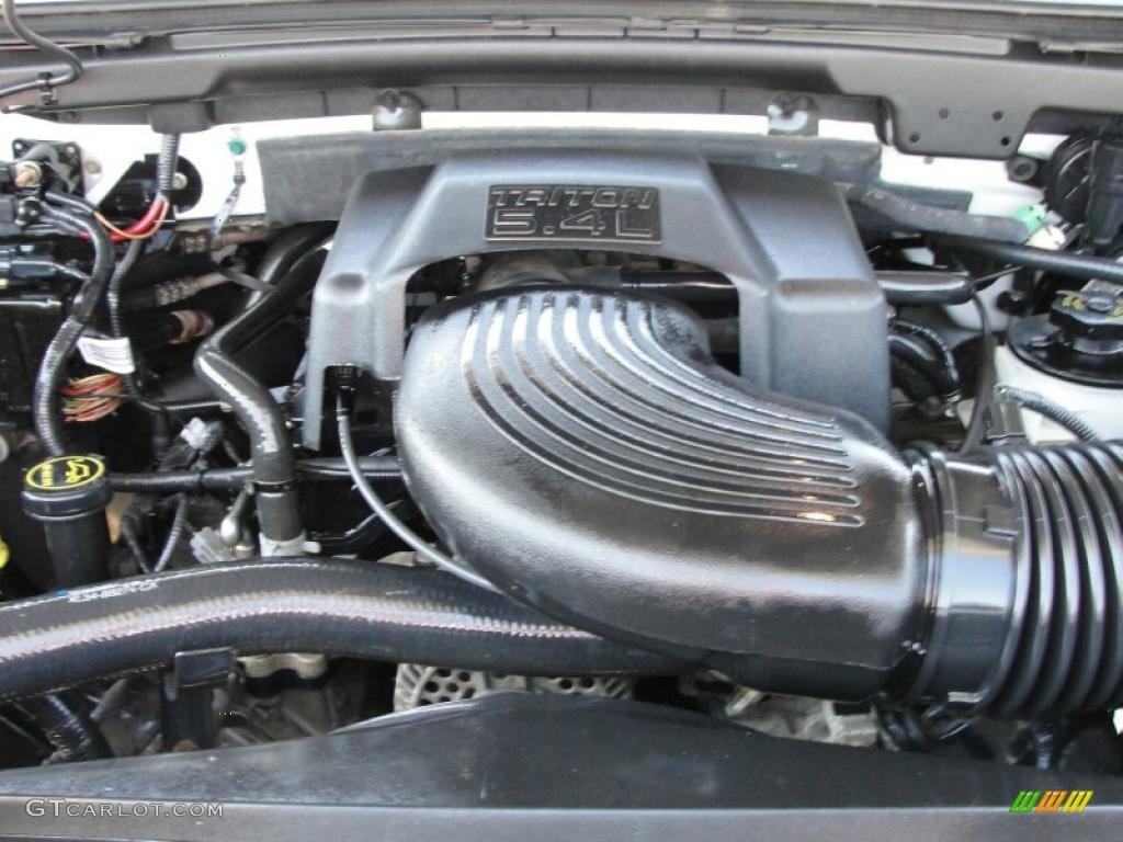 2001 Ford F150 Lariat Supercab 4x4 5 4 Liter Sohc 16 Valve