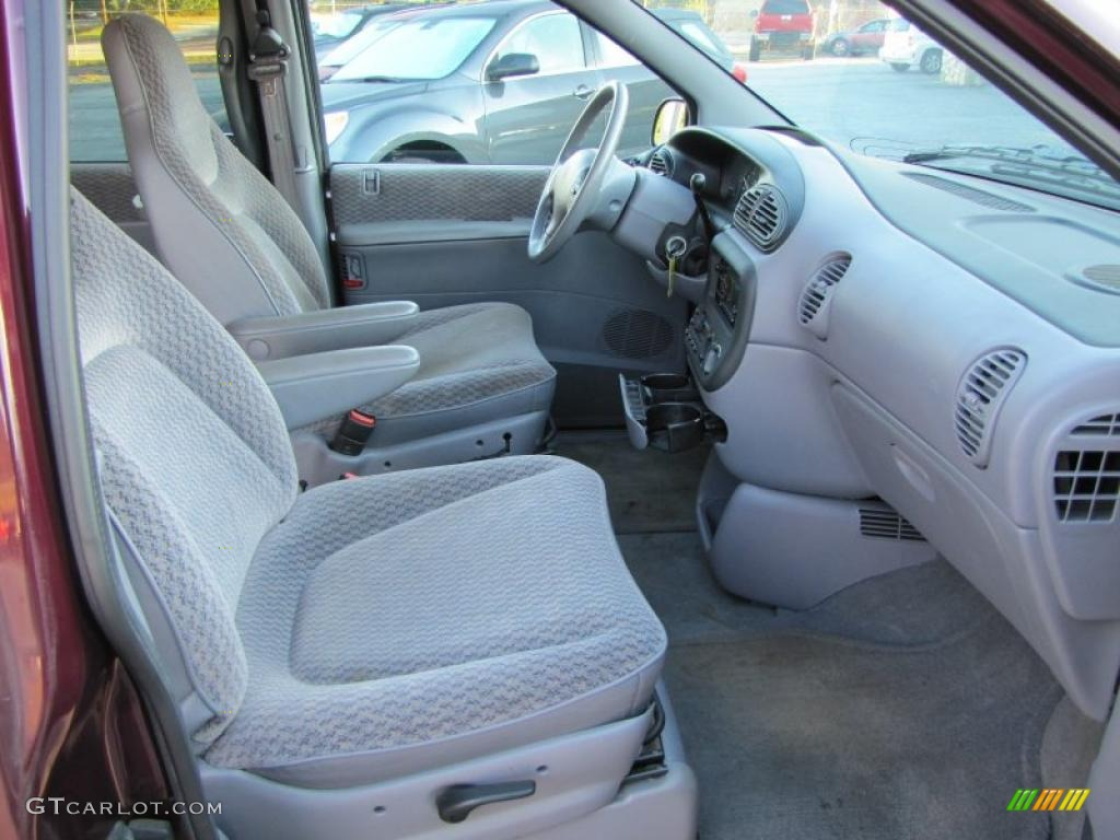 Mist Gray Interior 2000 Dodge Grand Caravan Se Photo 37797436 Gtcarlot Com