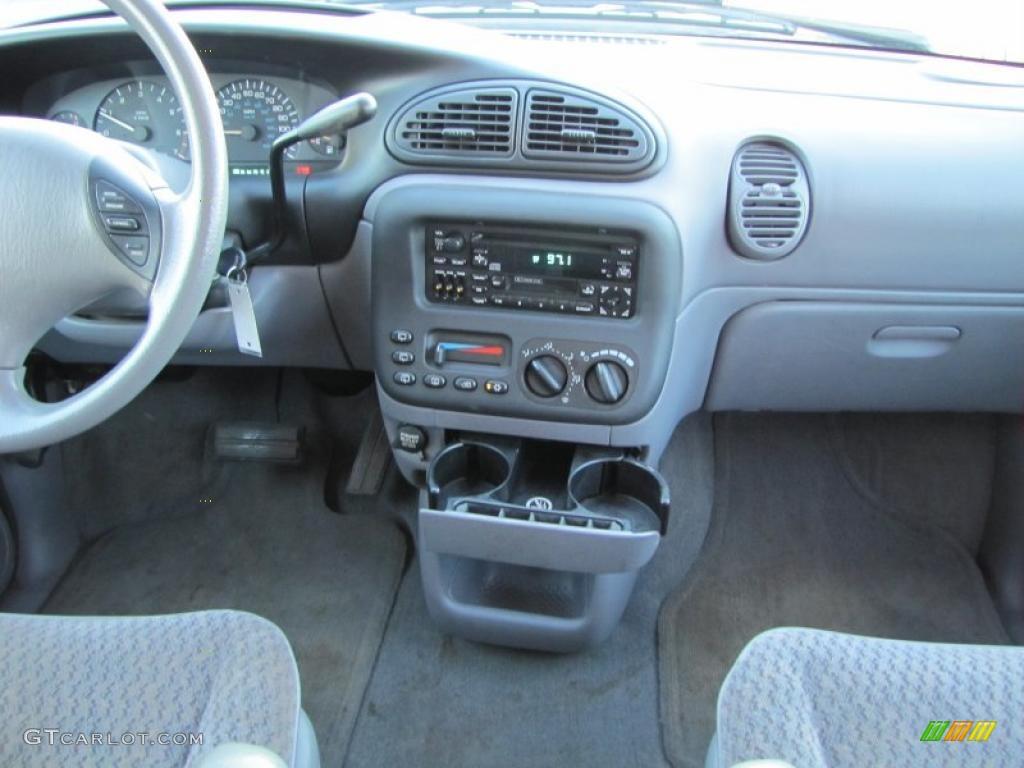 2000 Dodge Grand Caravan Se Interior Photo 37797448