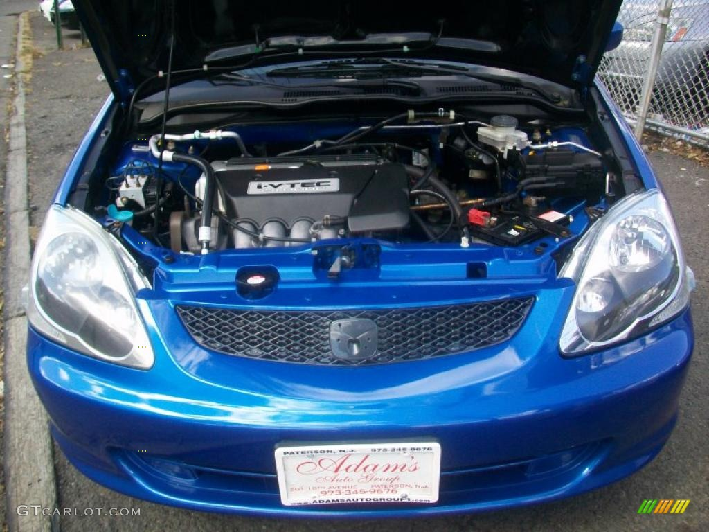 2004 Honda Civic Si Coupe 2 0 Liter Dohc 16