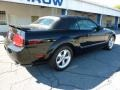 2007 Black Ford Mustang GT Premium Convertible  photo #11