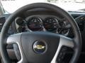 2011 Black Chevrolet Silverado 1500 LT Extended Cab  photo #10