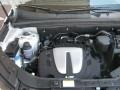 2011 Bright Silver Kia Sorento SX V6  photo #26