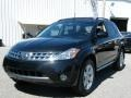2006 Super Black Nissan Murano SL  photo #1