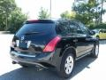 2006 Super Black Nissan Murano SL  photo #5