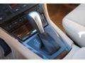 2009 BMW X3 Sand Beige Interior Transmission Photo