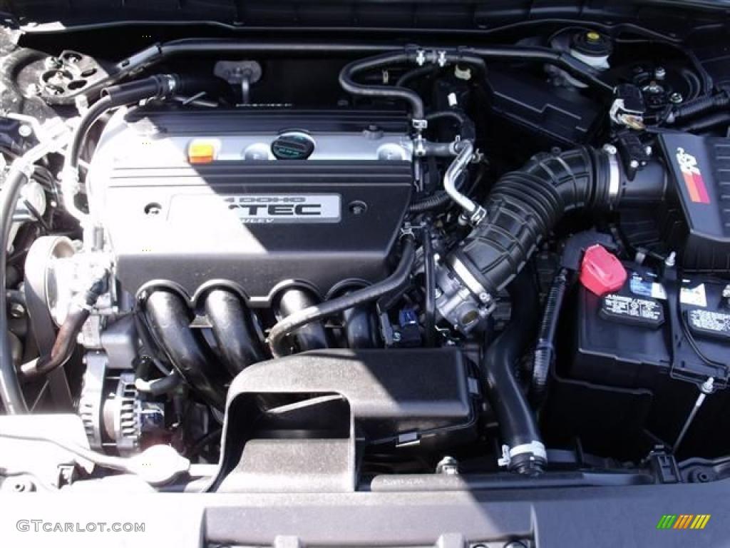 2008 honda accord ex l sedan 2 4 liter dohc 16 valve i vtec 4 cylinder engine photo 37845475. Black Bedroom Furniture Sets. Home Design Ideas