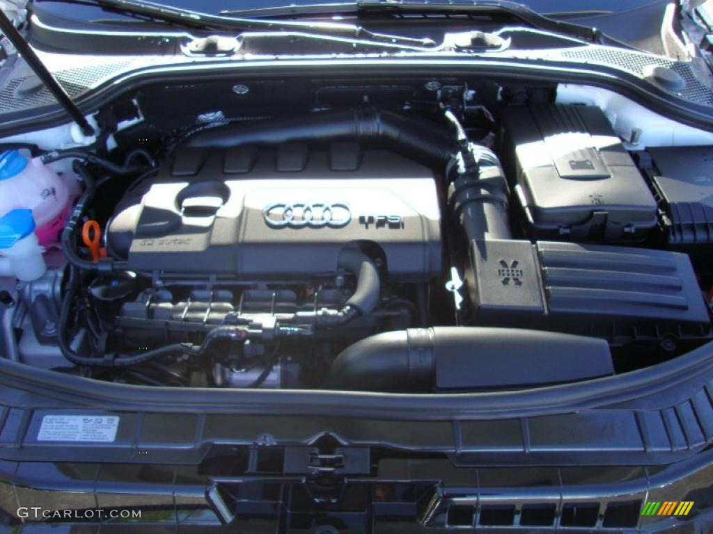 2011 audi a3 2 0 tfsi quattro engine photos. Black Bedroom Furniture Sets. Home Design Ideas