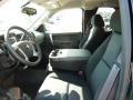 2011 Black Chevrolet Silverado 1500 LT Extended Cab 4x4  photo #7