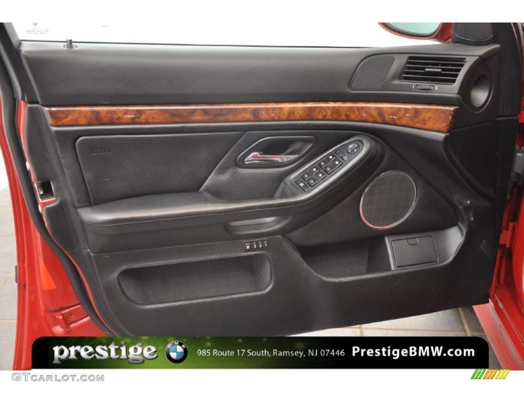 2001 BMW M5 Sedan interior Photo #37858269 | GTCarLot.com
