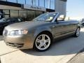 2008 Alpaka Beige Metallic Audi A4 2.0T Cabriolet  photo #1