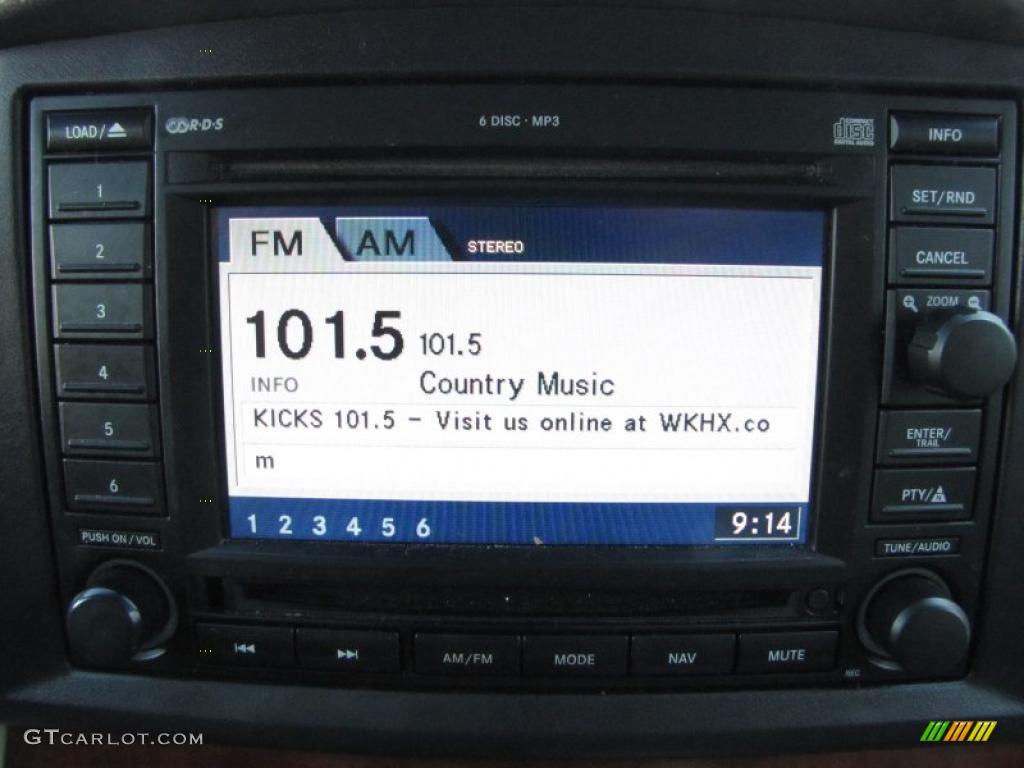 2005 Jeep Grand Cherokee Limited 4x4 Navigation Photo #37882848