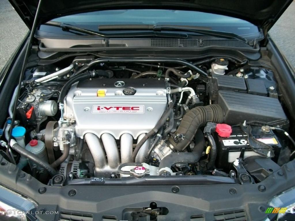 2007 acura tsx sedan 2 4 liter dohc 16 valve i vtec 4 cylinder engine photo 37885692. Black Bedroom Furniture Sets. Home Design Ideas
