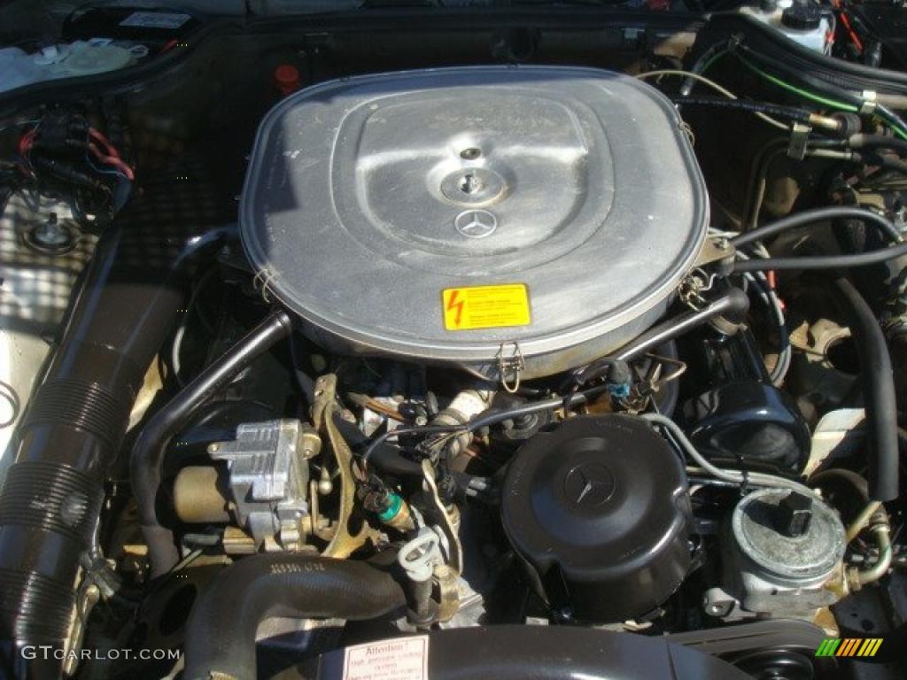 1986 mercedes benz s class 420 sel 4 2 liter sohc 16 valve v8 engine photo 37886168. Black Bedroom Furniture Sets. Home Design Ideas