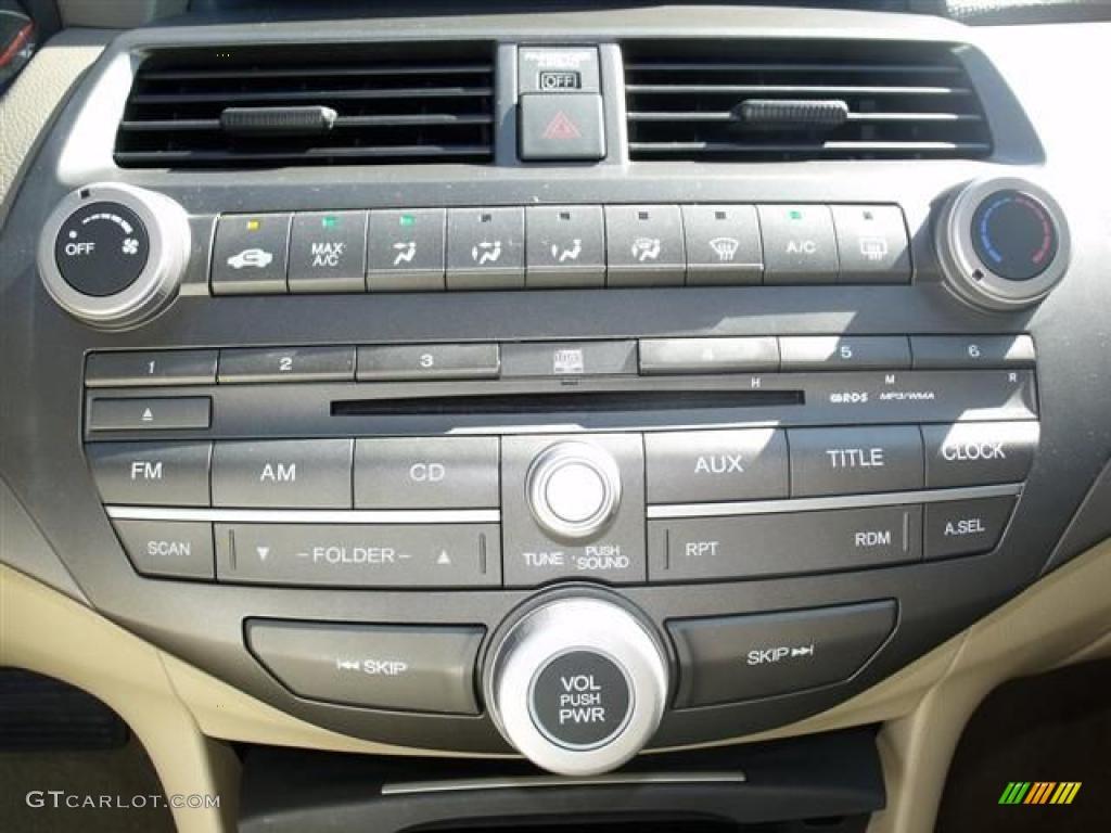 2008 honda accord lx p sedan controls photo 37888124. Black Bedroom Furniture Sets. Home Design Ideas