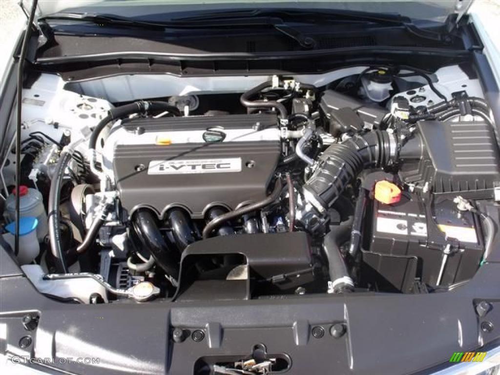 2008 Honda Accord Lx P Sedan 2 4 Liter Dohc 16 Valve I