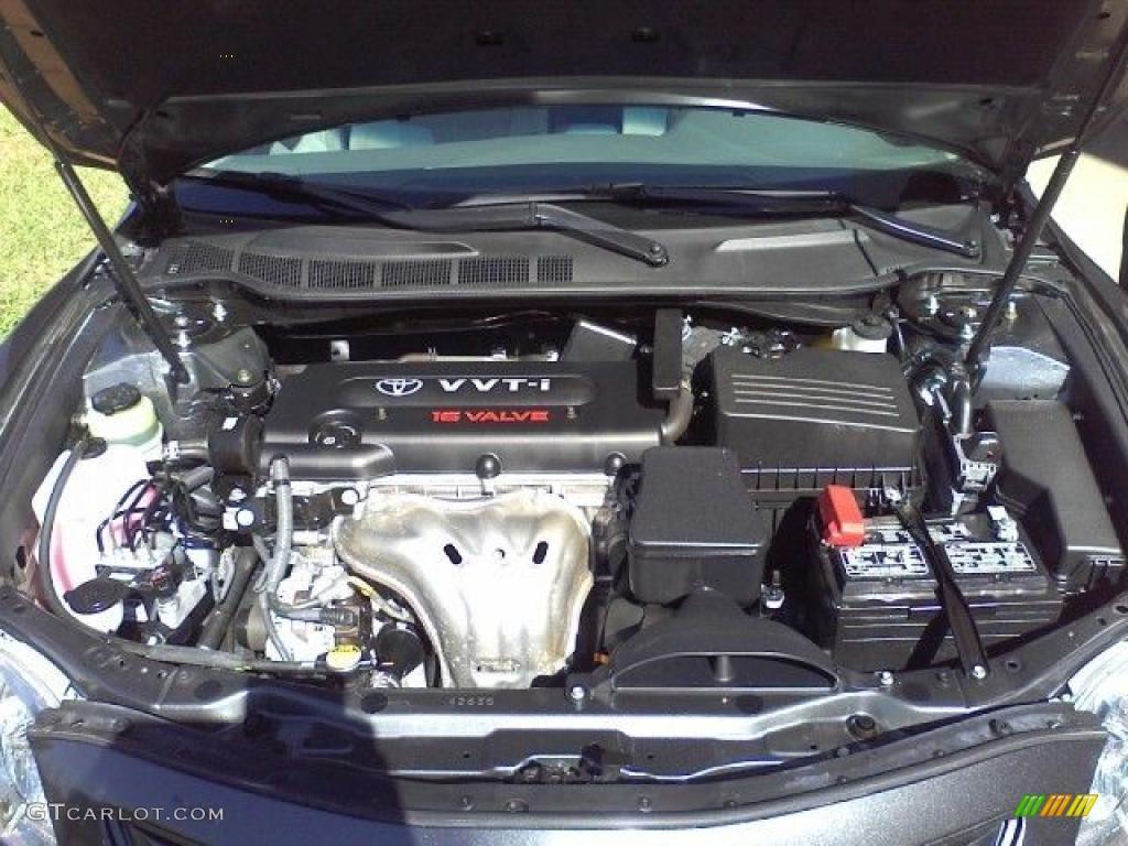 2007 Toyota Camry LE 2.4L DOHC 16V VVT-i 4 Cylinder Engine ...