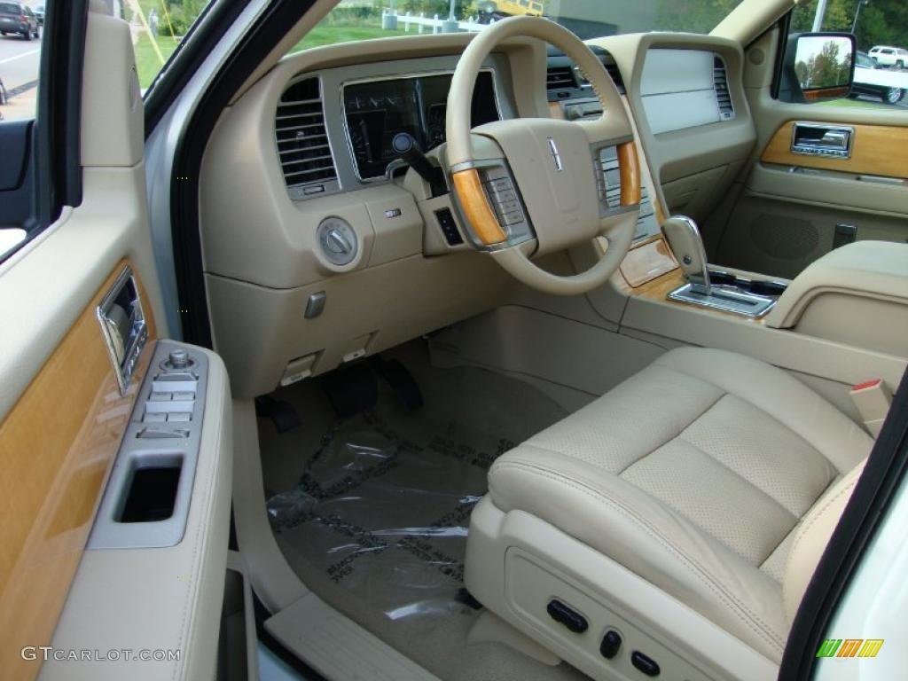2008 Lincoln Navigator Limited Edition 4x4 Interior Photo 37906343