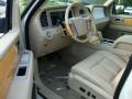Camel/Sand Piping Interior Photo for 2008 Lincoln Navigator #37906343