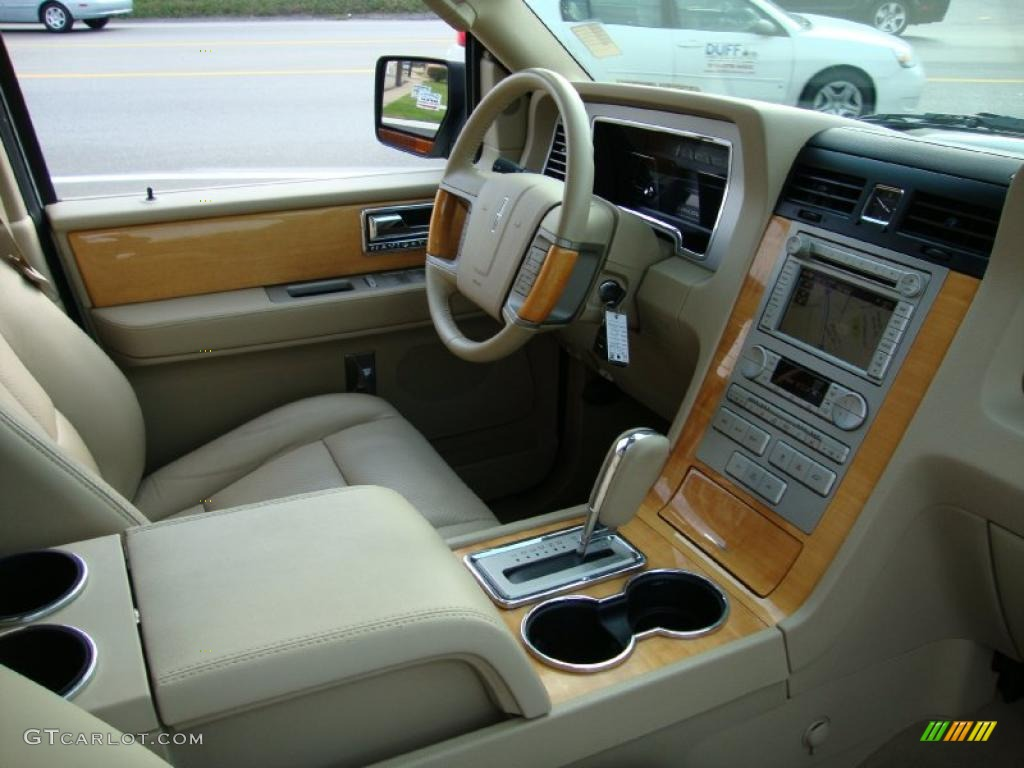 2008 Lincoln Navigator Limited Edition 4x4 Interior Photo 37906459