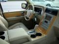 Camel/Sand Piping Interior Photo for 2008 Lincoln Navigator #37906459