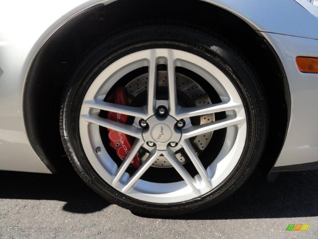 2006 Chevrolet Corvette Z06 Wheel Photo 37907440