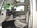 Wheat Interior Photo for 2003 Hummer H2 #37909245