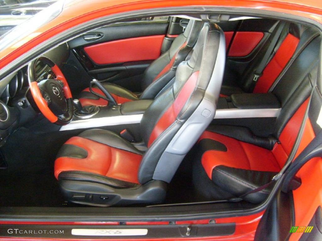 2004 Mazda RX-8 Grand Touring interior Photo #37919814 | GTCarLot.com