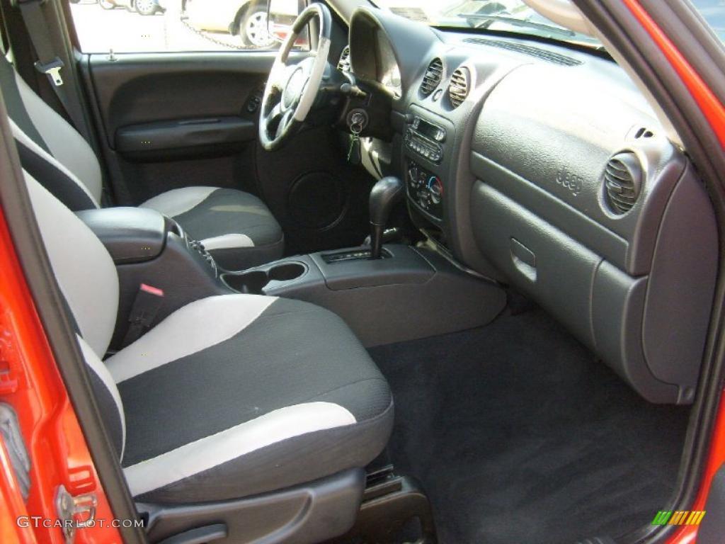 2003 Jeep Liberty Sport 4x4 interior Photo 37920442  GTCarLotcom