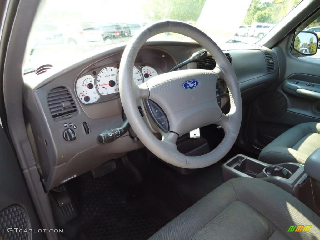 2001 Ford Explorer Sport Trac Standard Explorer Sport Trac Model Interior Photo 37922538