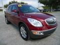 2008 Red Jewel Buick Enclave CXL  photo #14