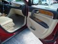2008 Red Jewel Buick Enclave CXL  photo #19