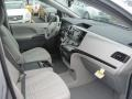 2011 Silver Sky Metallic Toyota Sienna LE  photo #17