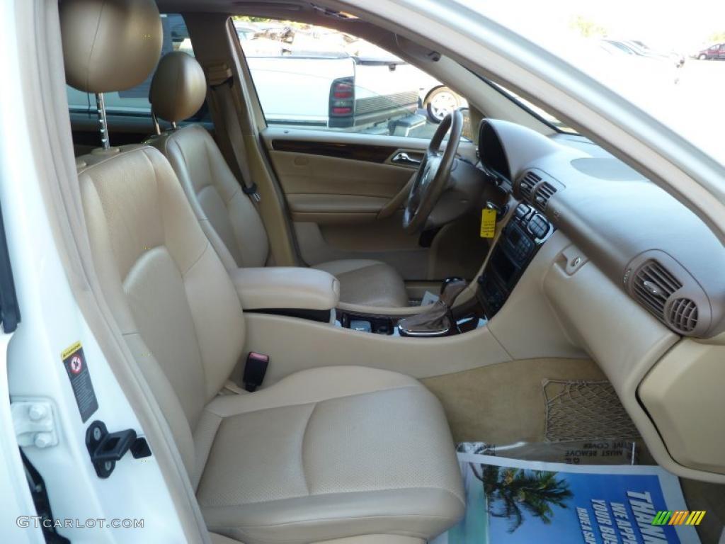 2003 Mercedes E Class Interior