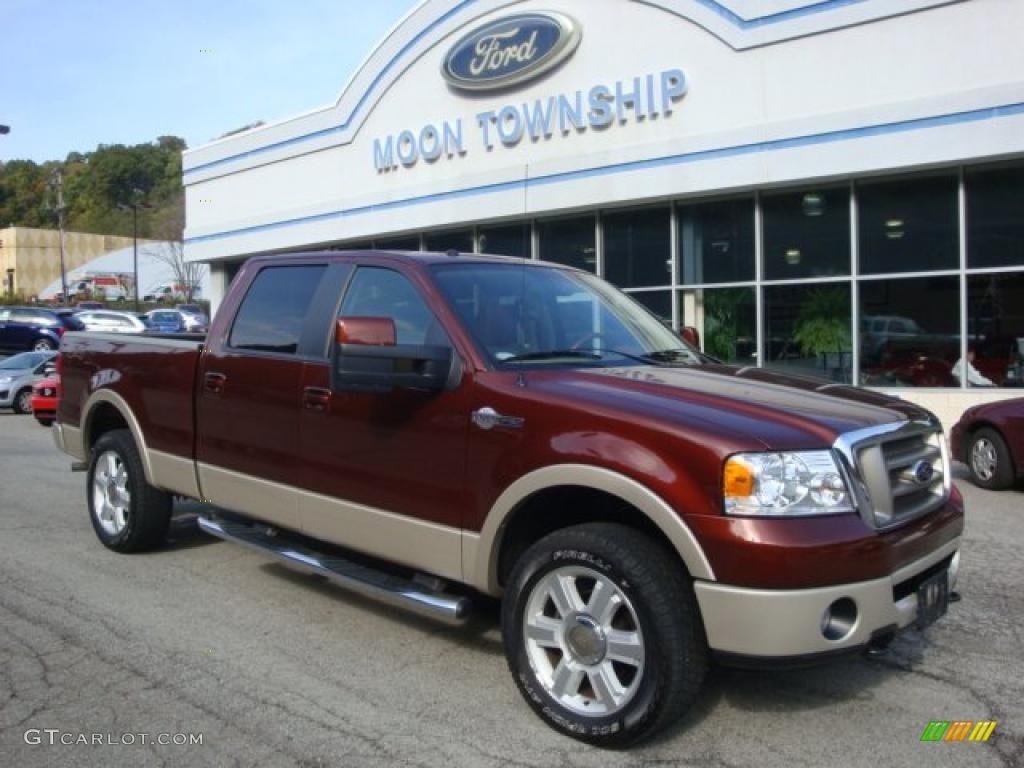 Dark copper metallic ford f150 ford f150 king ranch