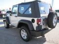 2011 Bright Silver Metallic Jeep Wrangler Sport 4x4  photo #5