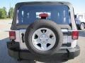 2011 Bright Silver Metallic Jeep Wrangler Sport 4x4  photo #6