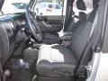 Black Interior Photo for 2011 Jeep Wrangler #37933426