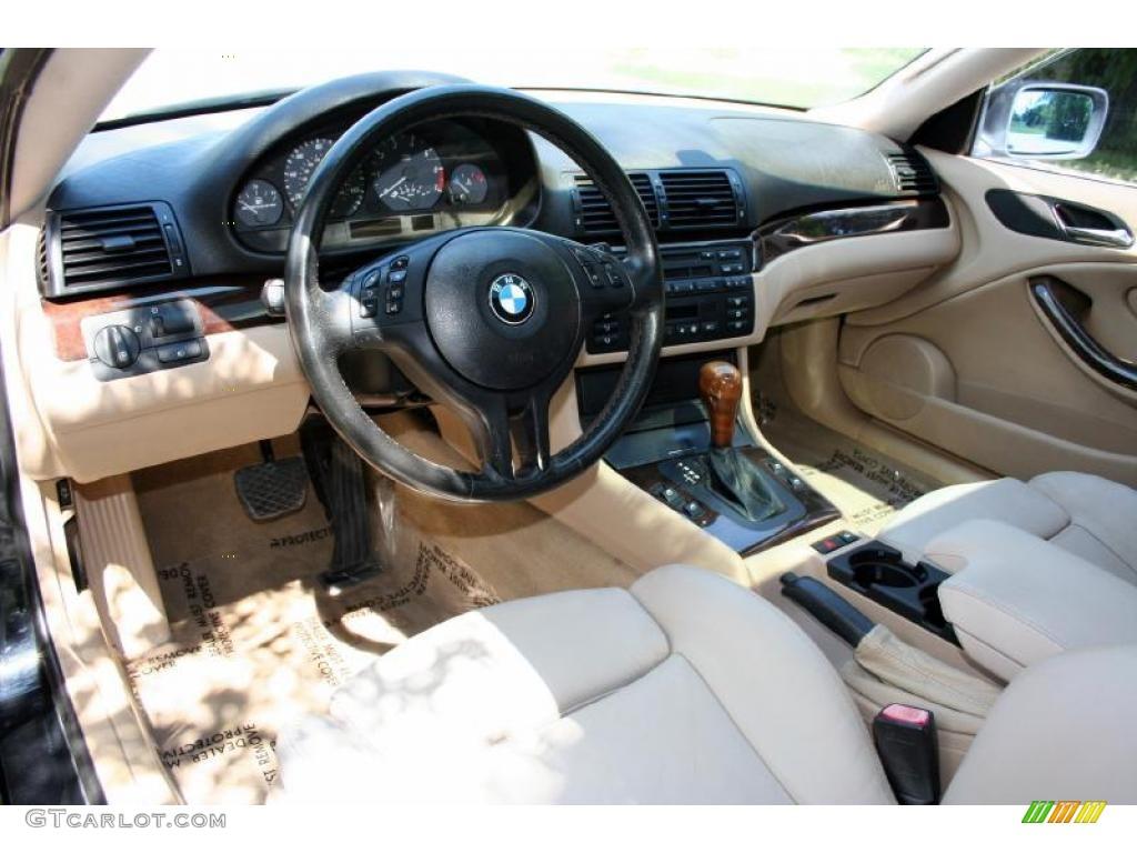 2001 Bmw 3 Series 325i Coupe Interior Photo 37934382