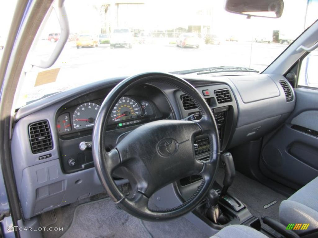 Gray Interior 1999 Toyota 4runner Sr5 4x4 Photo 37941774