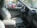 2011 Bright Silver Kia Sorento LX AWD  photo #7