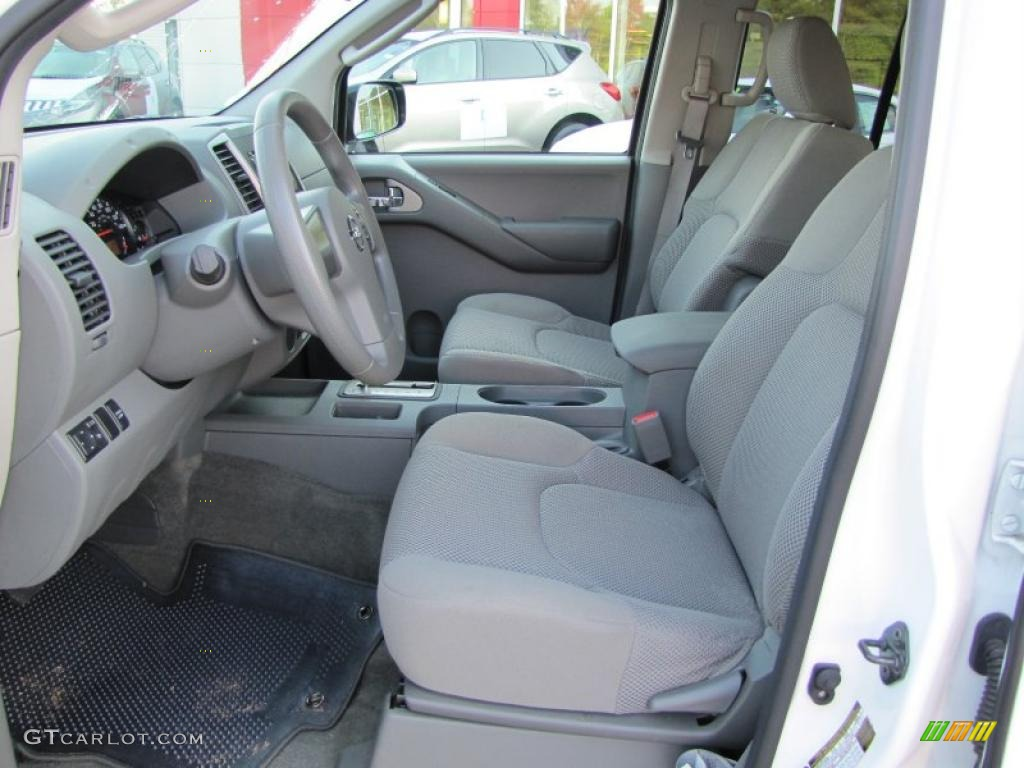 2010 Nissan Frontier Se Crew Cab Interior Photo 37948260