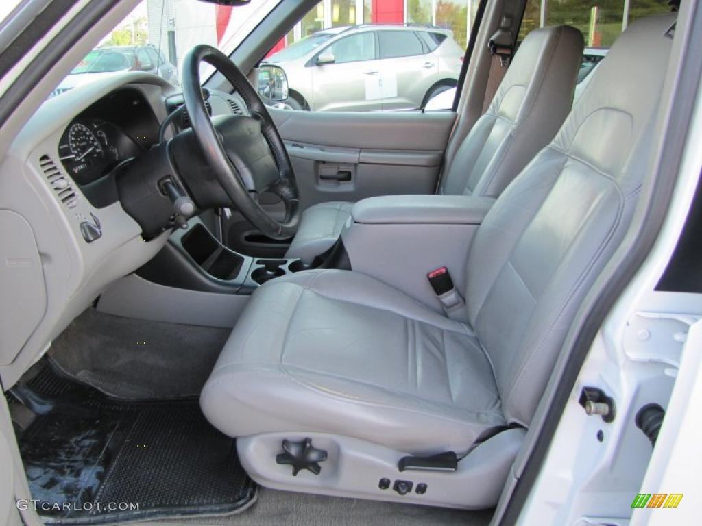 2000 Ford Explorer Xlt Interior Photo 37948624