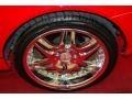 Magma Red - SLK 320 Roadster Photo No. 10