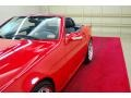 2001 Magma Red Mercedes-Benz SLK 320 Roadster  photo #11