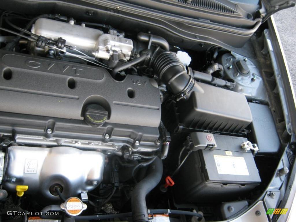 2011 Kia Rio Lx 1 6 Liter Dohc 16 Valve Cvvt 4 Cylinder Engine Photo 37963612