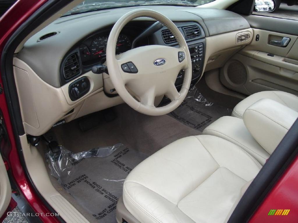 2000 Ford Taurus Sel >> Medium Parchment Interior 2000 Ford Taurus SES Photo #37980516 | GTCarLot.com