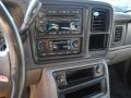 Gray/Dark Charcoal Controls Photo for 2004 Chevrolet Tahoe #37983244