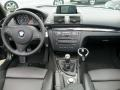 Dashboard of 2008 1 Series 135i Convertible