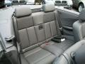 2008 1 Series 135i Convertible Black Interior